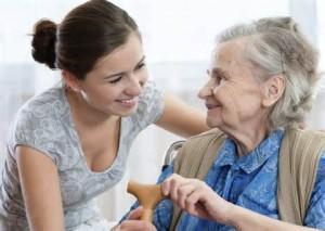 Area Homecare home page
